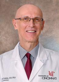 Photo of Mladen Golubic, MD, PhD