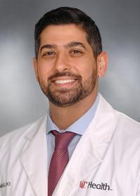 Photo of Ali Abidali, MD
